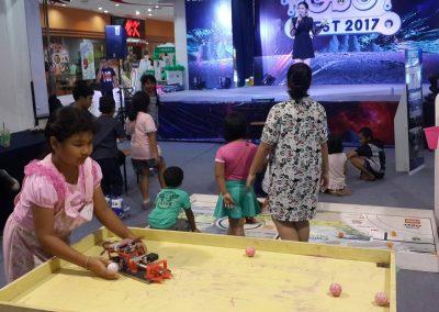 Robot Fest Tukcom Khonkaen 2017 (3)