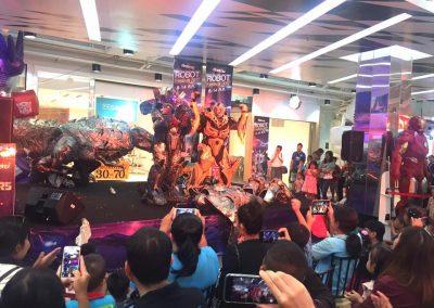 Robot Fest Tukcom Udon 8-14 Aug 2017 (2)